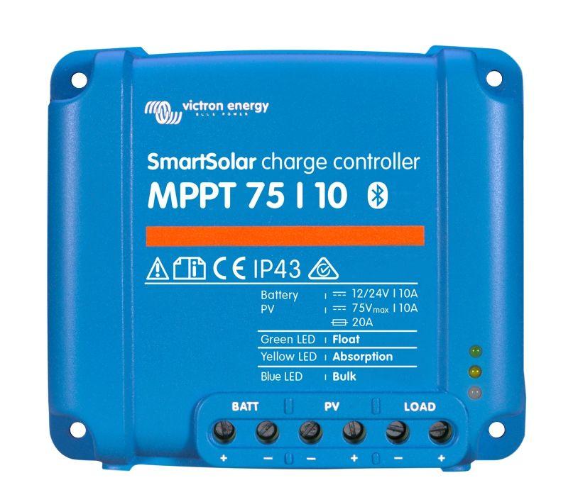 MPPT Solarladeregler_75/10/10