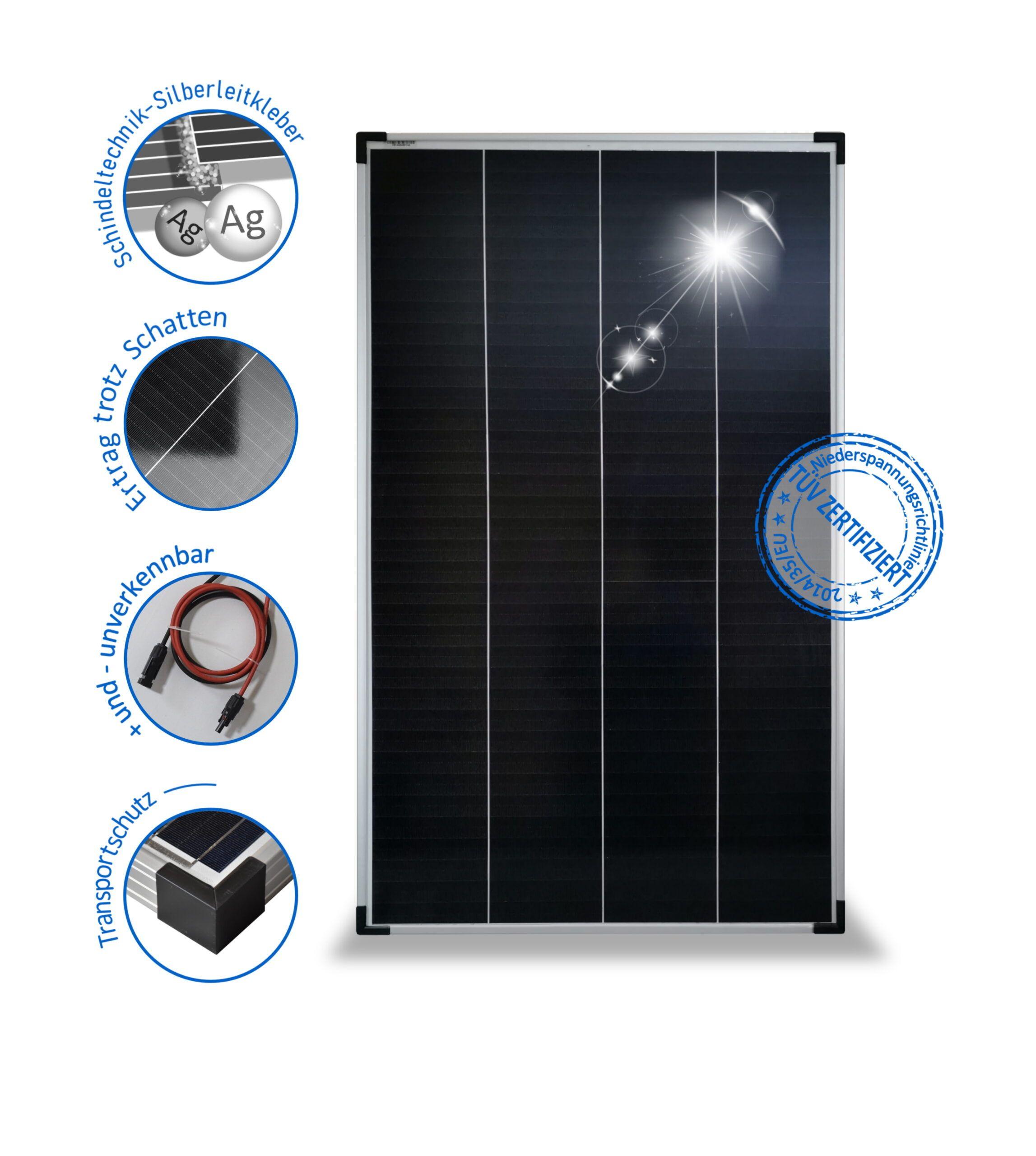 Solarmodul 150 W